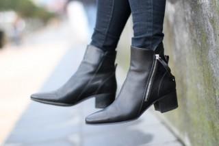 """Bí kíp mặc đồ cùng boots cho nàng """"đùi to chân ngắn"""""""