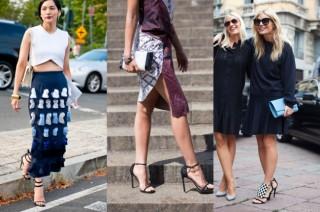 Cách phối 7 loại giày với trang phục phù hợp