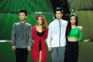 Sơn Lâm đoạt ngôi quán quân Thử thách cùng bước nhảy 2014