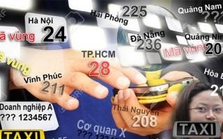 Đổi mã vùng điện thoại, doanh nghiệp gánh thiệt hại