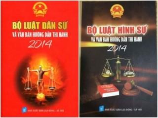 Phạt nặng hai công ty in sách Luật và lịch bloc năm 2015