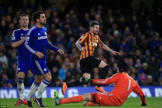 Chelsea và Manchester City cay đắng chia tay FA Cup