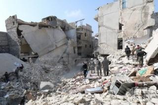 Syria: Hơn 210.000 người thiệt mạng trong gần 4 năm xung đột