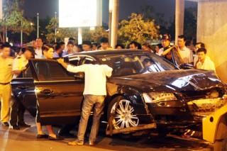 Tài xế Audi tỉnh táo khi đâm hàng loạt người ở Tân Sơn Nhất