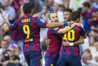 Barca – Levante: Đè bẹp kẻ lót đường