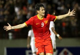 Công Vinh đứng đầu danh sách cầu thủ kiếm tiền giỏi tại V-League
