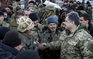 Nga-Séc phản đối triển khai lực lượng hòa bình quốc tế tới Ukraine