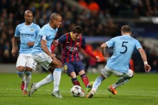 Man City quyết đòi nợ Barca