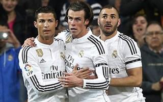 Bale lập cú đúp, Real dễ dàng đánh bại Levante