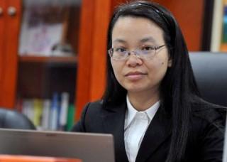 Bà Chu Thanh Hà thôi làm Phó tổng giám đốc FPT