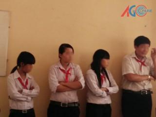 Liên quan vụ học sinh đánh bạn ở Trường THCS Nguyễn Đình Chiểu: 19 học sinh và giáo viên chủ nhiệm bị kỷ luật