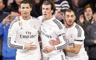 Real Madrid - Eibar: Niềm cảm hứng mang tên Ronaldo