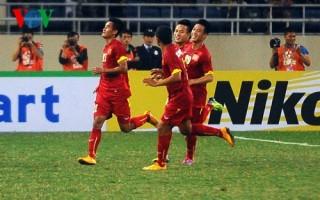 Tuyển Việt Nam rơi vào bảng 'tử thần' tại vòng loại World Cup 2018