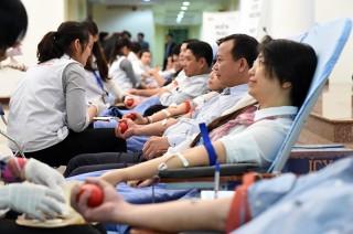 Năm 2014: Lần đầu tiên tiếp nhận trên 1 triệu đơn vị máu