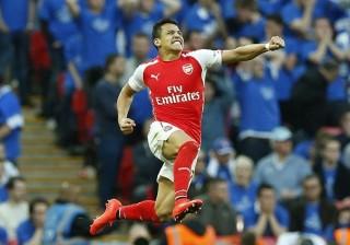 Sanchez lập cú đúp, Arsenal hẹn Liverpool ở CK cúp FA