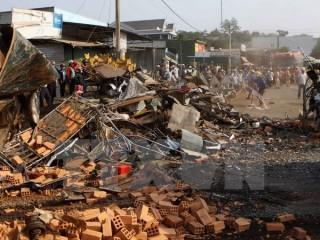 Vụ tai nạn làm 6 người chết tại Đắk Lắk là do xe mất phanh