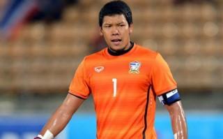 ĐT Thái Lan khủng hoảng thủ môn trước cuộc đối đầu với Việt Nam