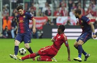 Barcelona - Bayern Munich: Khách nằm kèo dưới