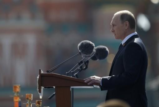 Bài phát biểu của Putin nhân Ngày Chiến thắng