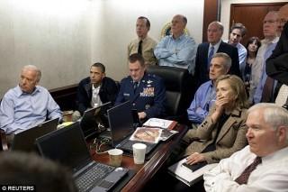 Chính quyền Obama bị tố nói dối vụ tiêu diệt Bin Laden