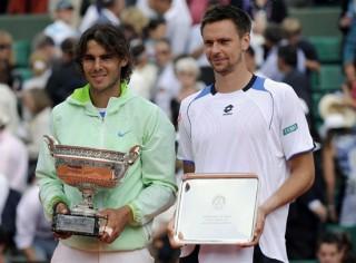 Robin Soderling: Sẽ là tốt hơn nếu Nadal thua