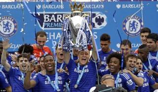 Kết quả chung cuộc Premier League 2014-15