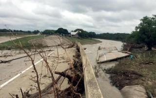 Lốc xoáy ở biên giới Mỹ - Mexico làm 13 người chết
