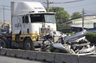 Tai nạn làm chết 5 người: Tài xế phủ nhận kết quả khám nghiệm