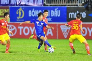 Nhiều tuyển thủ U-23 vẫn ra sân ở Cúp quốc gia