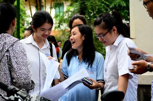 Đáp án chính thức 8 môn thi THPT quốc gia của Bộ GD-ĐT