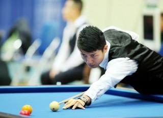 130 tay cơ tranh tài ở Giải Billiards & Snooker vô địch quốc gia