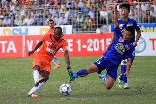 V-League: HAGL xuống áp chót xếp hạng, Sông Lam Nghệ An thua sốc