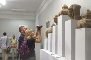 Bảo tàng Chăm trưng bày hiện vật mới
