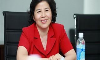 Bà Mai Kiều Liên rời ghế Chủ tịch HĐQT Vinamilk