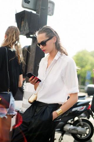 Mặc đẹp không khó với 11 thủ thuật dễ ứng dụng của các fashionista
