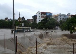 Các tỉnh Bắc Bộ khẩn trương khắc phục hậu quả trong cơn mưa lũ