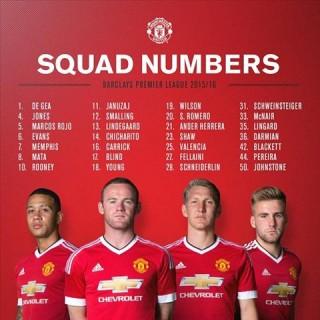 Tân binh Memphis Depay chính thức tiếp quản số áo huyền thoại của Man Utd