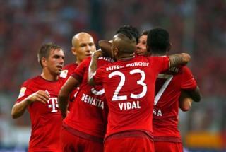 Bayern mở màn Bundesliga bằng chiến thắng năm sao