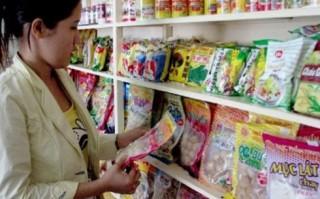 Sôi động thị trường thực phẩm chay mùa Vu Lan