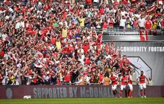 Qua mặt Chelsea, Arsenal xếp số 1 London