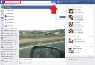 Dùng Facebook, thỉnh thoảng nên xóa lịch sử tìm kiếm Facebook
