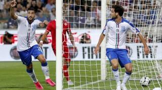 Ý vất vả hạ Malta, Bale giúp Xứ Wale thắng trận