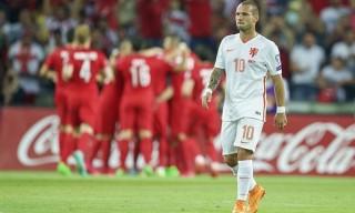 Thua thảm Thổ Nhĩ Kỳ, Hà Lan rời xa Euro 2016