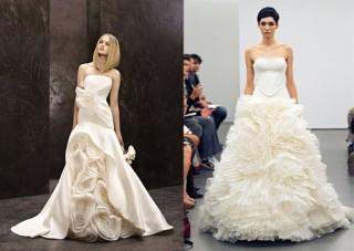 8 thương hiệu váy cưới khiến mọi cô dâu khao khát