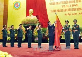 Thủ tướng dự Lễ kỷ niệm 70 năm ngày truyền thống Tổng cục Công nghiệp quốc phòng