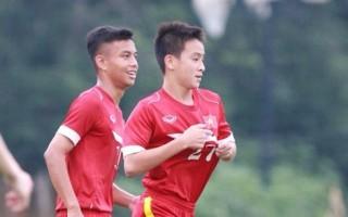 U16 Việt Nam chính thức giành vé dự VCK U16 Châu Á 2016