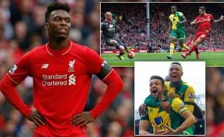 Liverpool 1-1 Norwich: Quá thất vọng!