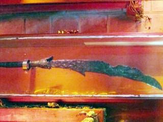 Cổ vật xứ Đông - Hơn 500 năm chìm nổi của thanh long đao vua Mạc Đăng Dung