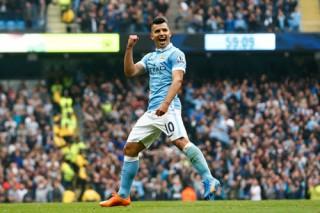 Ghi 5 bàn thắng, Aguero lập kỷ lục ở Premier League