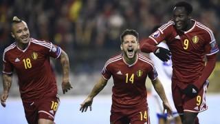 """Bỉ lần đầu lên """"đỉnh"""" BXH FIFA"""
